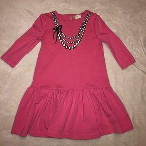 Girls kate spade ♠️ pink dress!!